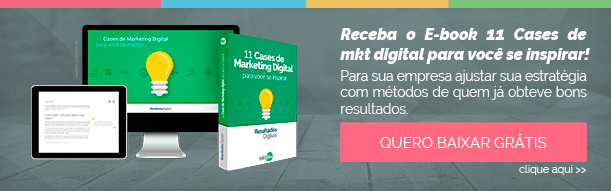 [eBook] 10 Cases de Marketing Digital para você se inspirar!